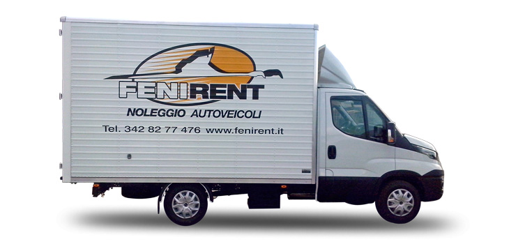 IVECO DAILY BOX 4 Ruote